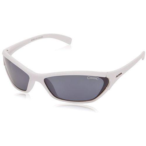 Alpina Nowe okulary przeciwsłoneczne chico junior white