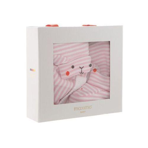 Maximo SET Prezenty z okazji narodzin rosa/weiß - produkt z kategorii- Upominki