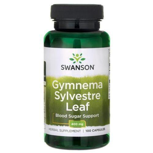 Swanson Gymnema Sylvestre 400mg - (100 kap) (0087614019833)