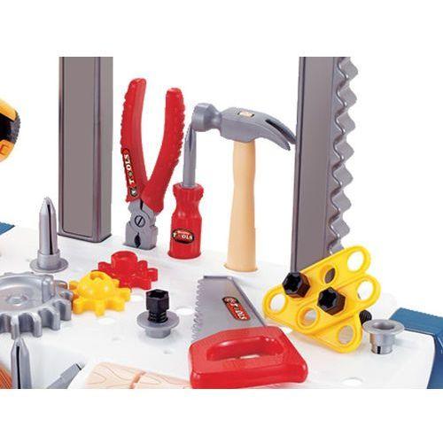 Kindersafe Zestaw małego majsterkowicza warsztat + narzędzia t106 (5902921968931)