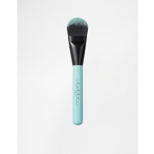 Lottie Flawless Babe Foundation Brush - Clear