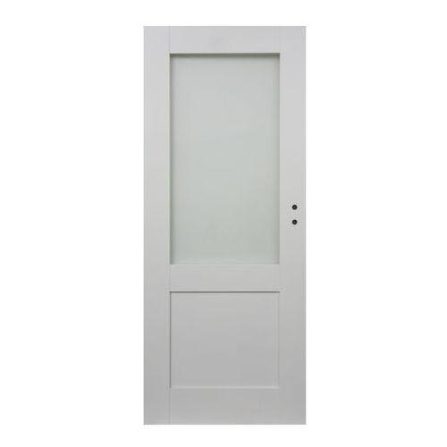 Drzwi pokojowe Camargue 90 lewe białe