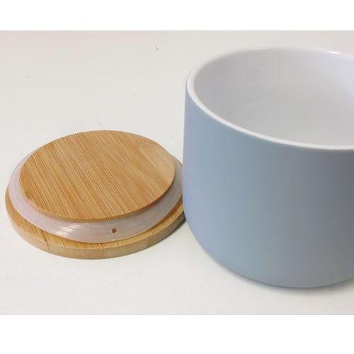 Pt Pojemnik ceramiczny pokryty silikonem