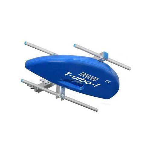 Telmor  f208-6542-081-01 turbot 5 antena - odbiór w 2000 punktach - salony, paczkomaty, stacje orlen (5903953003850)
