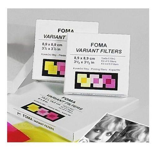 Foma filtry multigrade 15,2x15,2 cm 6 szt.