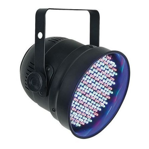 Showtec - led par 56 short eco diody led - czarny
