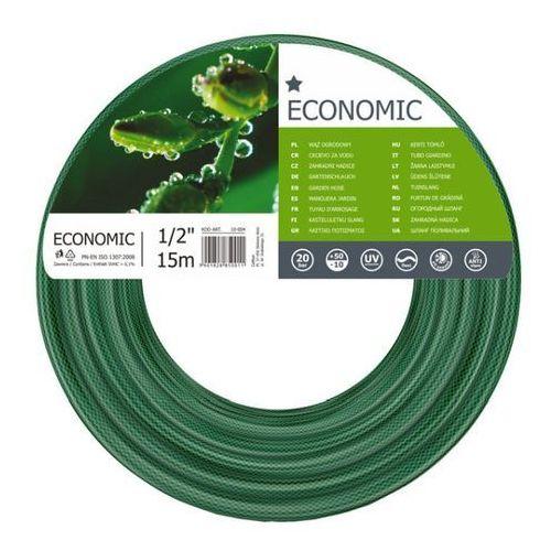 Wąż ogrodowy economic 1/2 15mb marki Cellfast