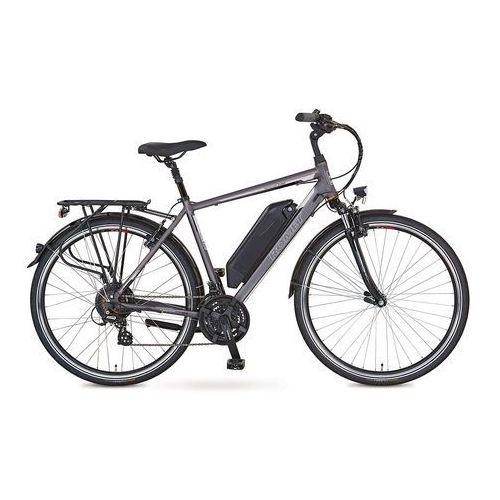 Rower elektryczny Romet E-GEN T20 M (czarny)