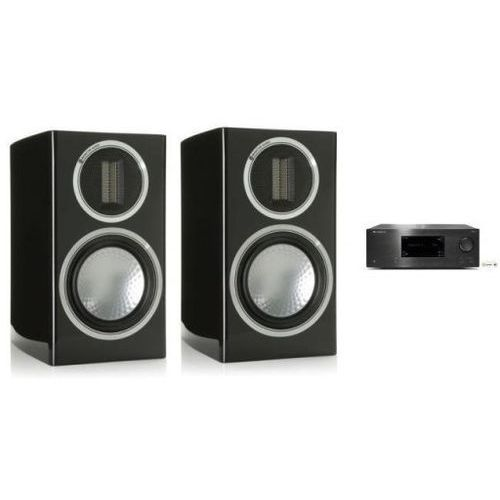 Zestawy Cambridge audio cxr120 + monitor audio gold 50