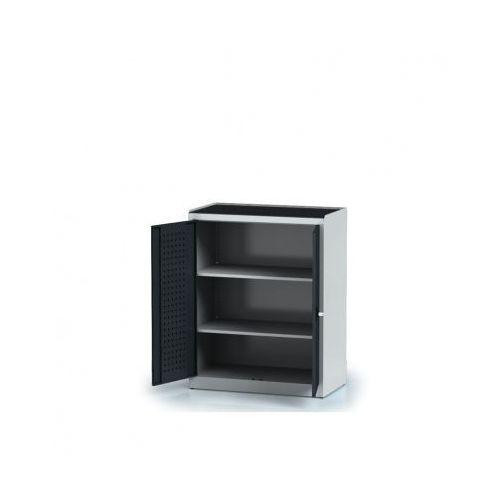 Szafa warsztatowa - 2 półki