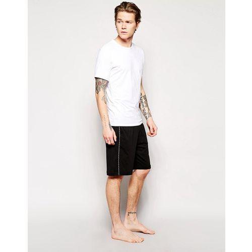one jersey lounge shorts in regular fit - black, marki Calvin klein