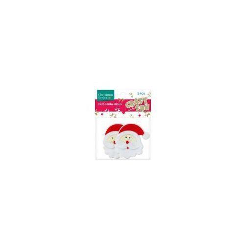 Filc dekoracyjny Mikołaj 383942 - EURO-TRADE (5902643642065)
