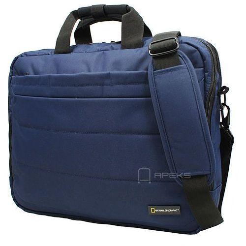 National Geographic PRO torba na laptop 15,6'' / N00708.49 - niebieski \ niebieski