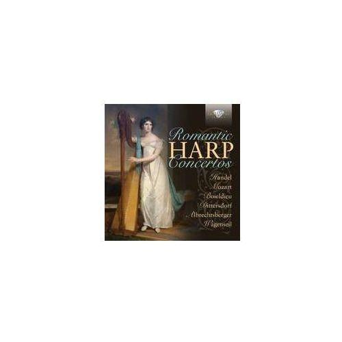 Romantic Harp Concertos, 95167