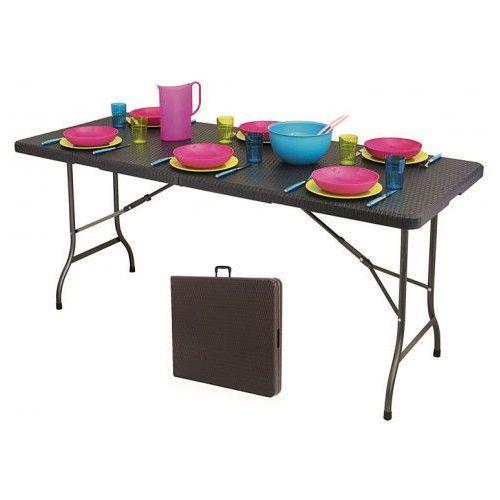Edinos premium Stół składany cateringowy turner 3x - technorattan