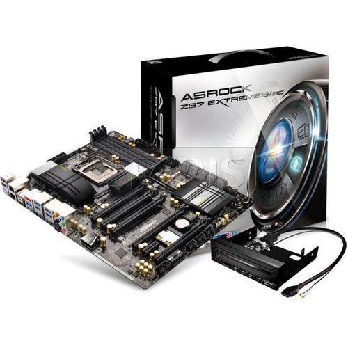 Płyta główna ASRock Z87, DualDDR3-1600, SATA3, RAID, ATX - Z87 EXTREME9/AC z kategorii Płyty główne