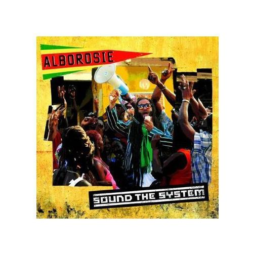 Greensleeves Alborosie - sound the system