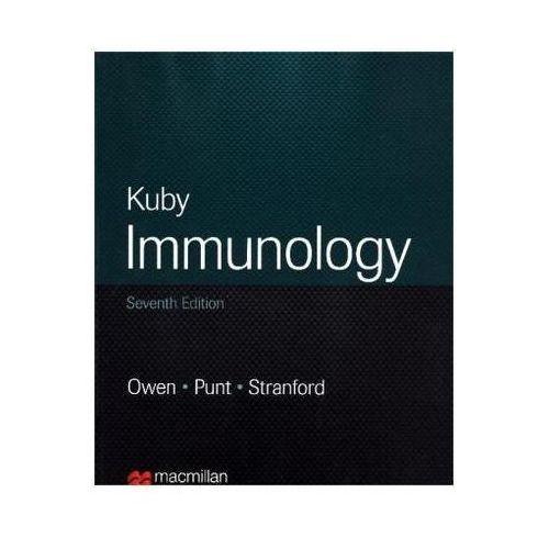 Kuby Immunology (9781464137846)
