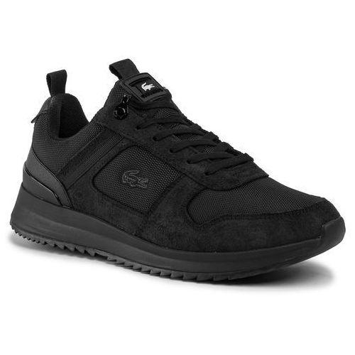 Sneakersy LACOSTE - Joggeur 2.0 319 3 Sma 7-38SMA004102H Blk/Blk, kolor czarny