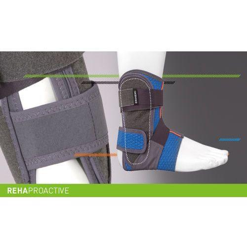 Tutor unieruchamiający stopę i staw skokowy Sport REHAproactive tutor, stopa, unieruchomienie, staw skokowy, ERHEM, ERH 49/1, REHAproactive