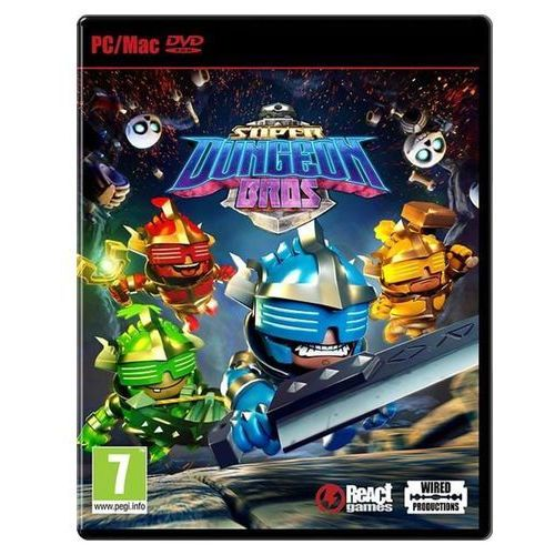 Super Dungeon Bros (PC)