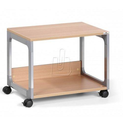 Stolik biurowy system multi trolley 48 3710-124 srebrny/buk marki Durable