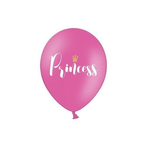 Party deco Balon pastelowy princess - 30 cm - 5 szt.