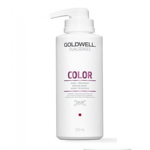 Goldwell dualsenses color - 60-sekundowa kuracja nabłyszczająca do włosów cienkich i normalnych 500 ml (4021609061052)