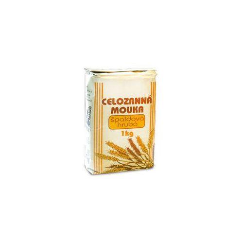 Natural Mąka orkiszowa pełnoziarnista gruba 1kg