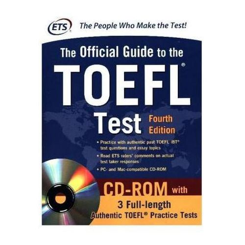 Official Guide to the TOEFL Test with CD-ROM 4e