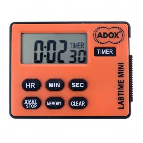 Adox labtime - zegar, minutnik marki Paterson