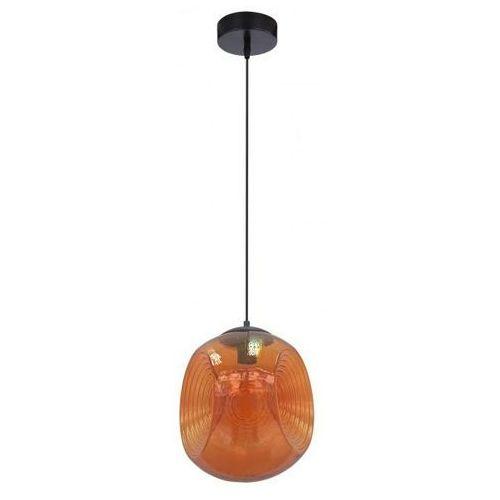 LAMPA wisząca CLUB 31-51233 Candellux szklana OPRAWA zwis pomarańczowy, kup u jednego z partnerów