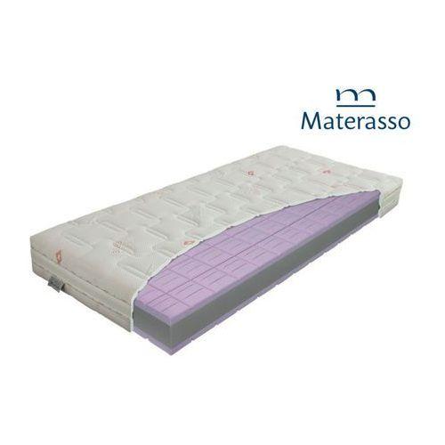 swiss dynamic - materac piankowy, rozmiar - 70x200 wyprzedaż, wysyłka gratis marki Materasso