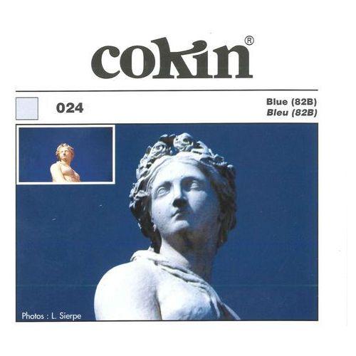 Cokin wwz024 Niebieski (filtr z serią 82B) Z024 kompatybilny z Cokin z telewizora