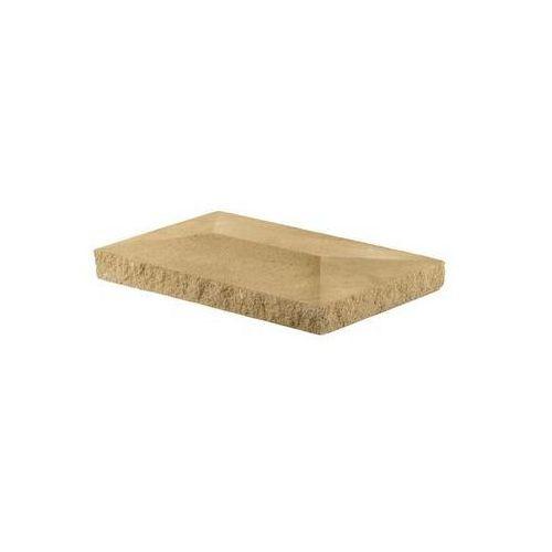 Daszek słupkowy 47 x 28 x 5.5 cm betonowy GORC JONIEC