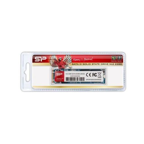 Silicon power Dysk ssd m55 240gb sata3 (sp240gbss3m55m28) (4712702653007)