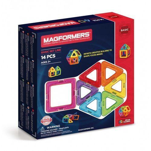 14 elementów marki Magformers