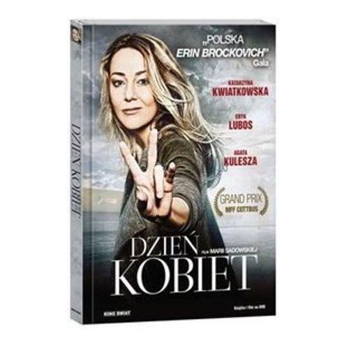 DZIEŃ KOBIET (KS+DVD) (9788377785188)