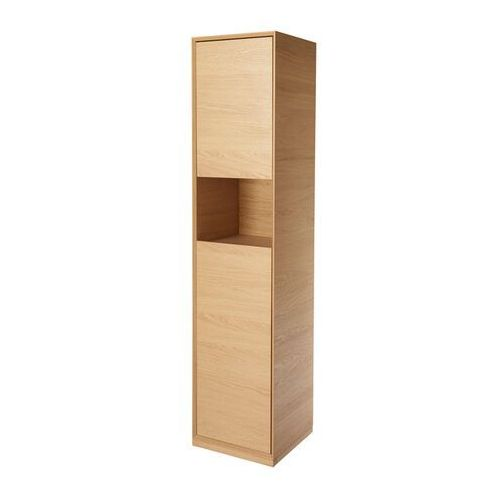 Słupek łazienkowy GoodHome Avela 40 cm drewno (5059340018027)
