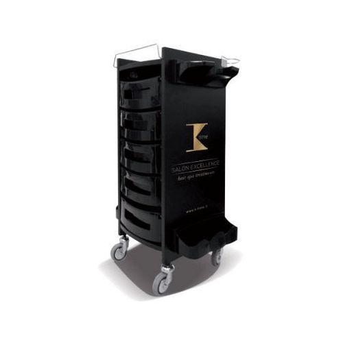 K-time wózek czarny