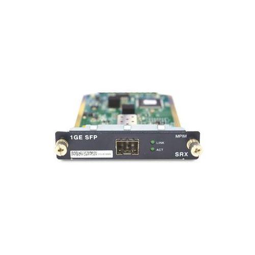 SRX-MP-1SFP 1-Port SFP Mini-PIM (not supported on SRX220)