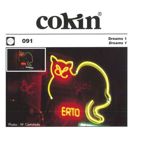 Cokin wp1r091 wymarzona filtr 1 p091 kompatybilny z uchwytem cokin p-serie filtr
