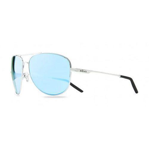 Revo Okulary słoneczne re1022 windspeed ii serilium polarized 03 bl