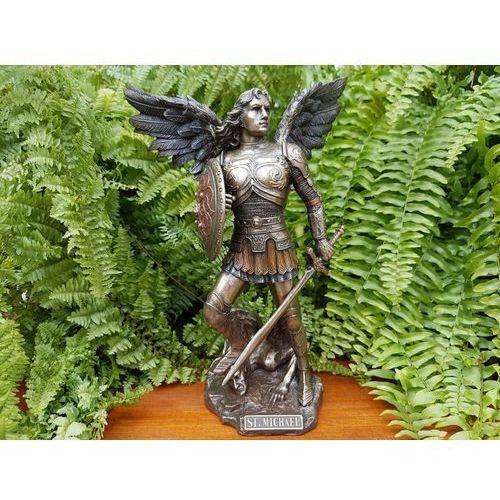 Św. michał z demonem i mieczem (wu76311a4) marki Veronese