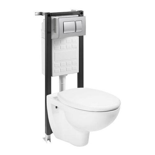 Inker Zestaw podtynkowy do wc rimless (8433290832495)