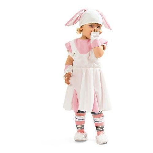 Strój króliczek sukienka 122/128 marki Marlux