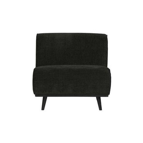 Be pure krzesło statement rib grafitowe 378654-g (8714713140343)