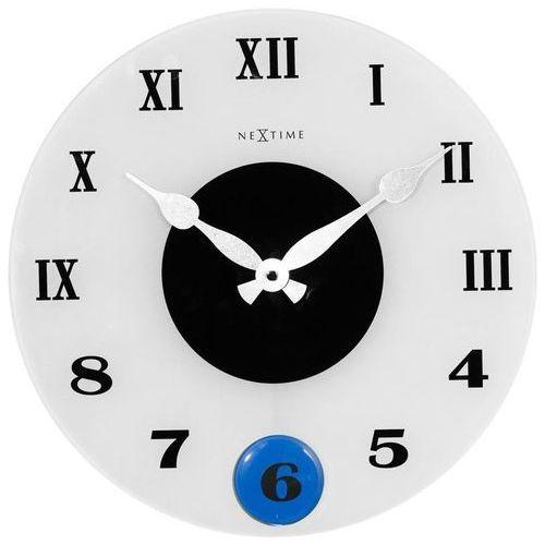 Zegar ścienny z wahadłem Milano Color