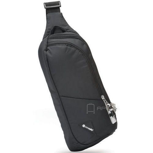 Pacsafe vibe 150 plecak / saszetka biodrowa / nerka / czarna - black