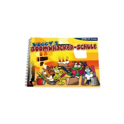 Voggy's Boomwhacker-Schule, m. Audio-CD